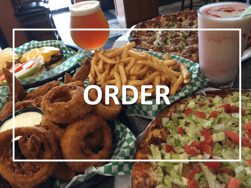 order food from tasty pizza